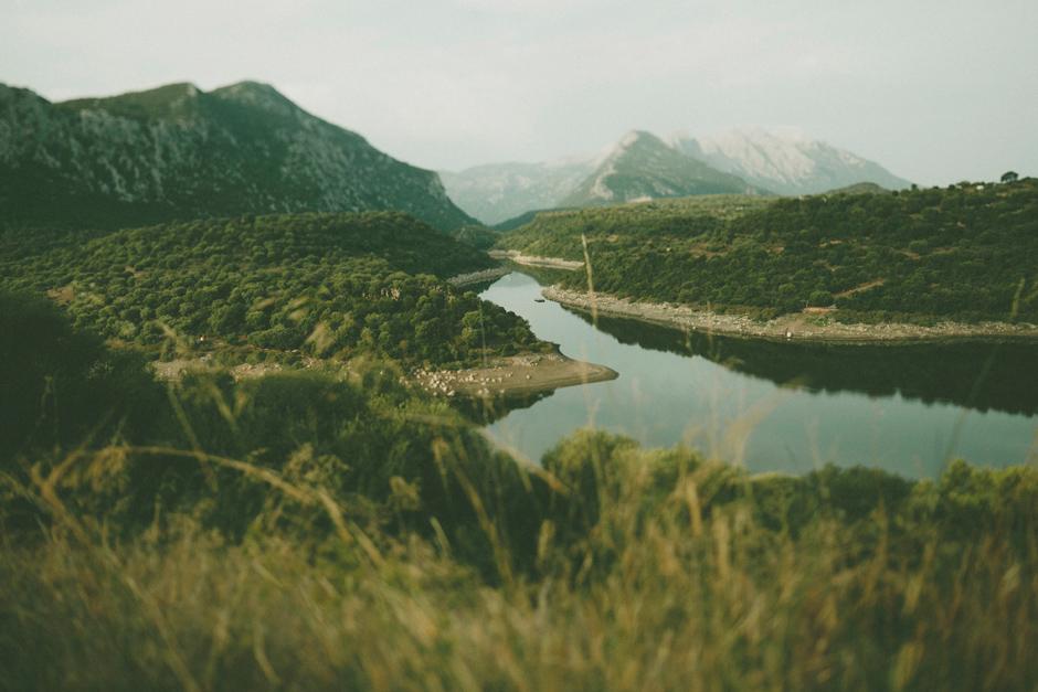 Lago Cedrino