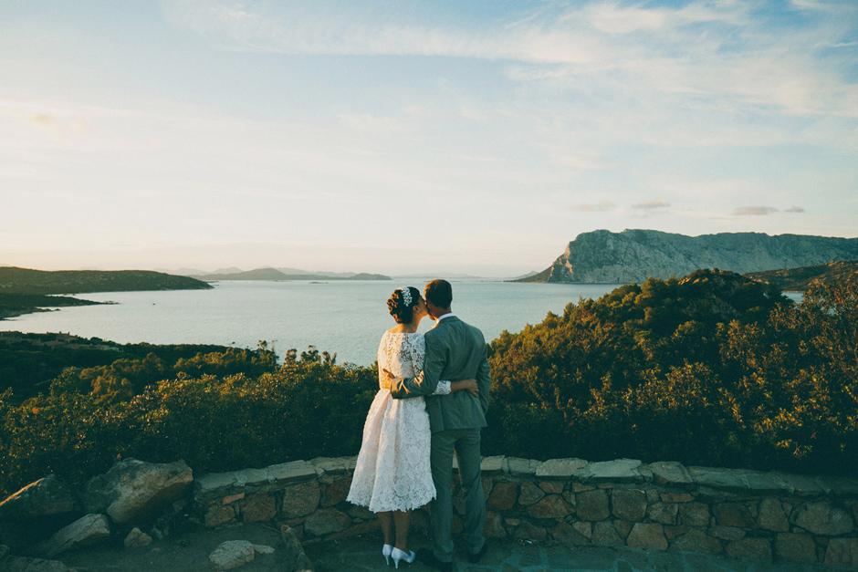 Capo Coda Cavallo Wedding Photographer