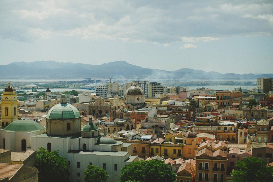 Cagliari Landscape