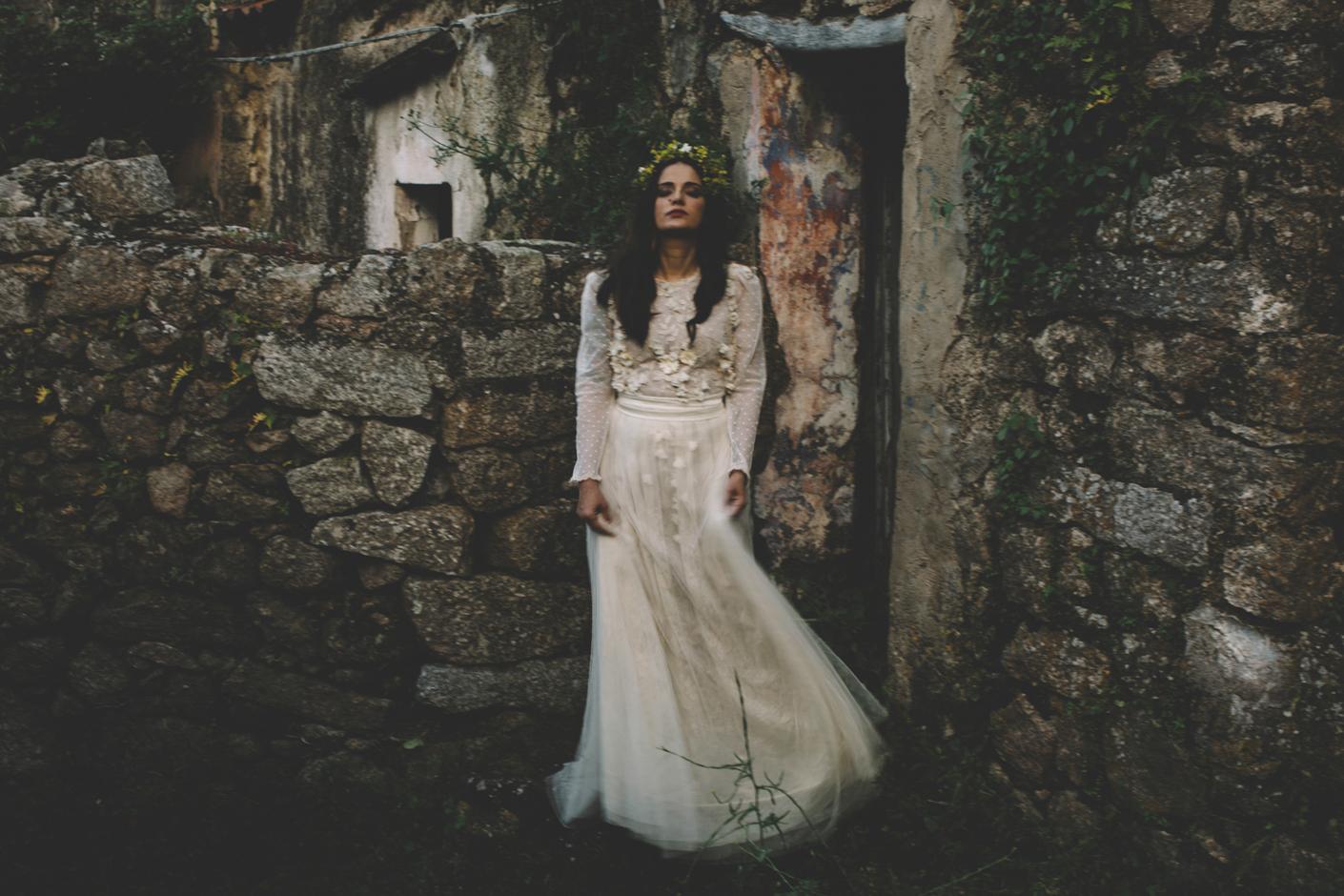 Elisabetta Delogu Bridal Designer