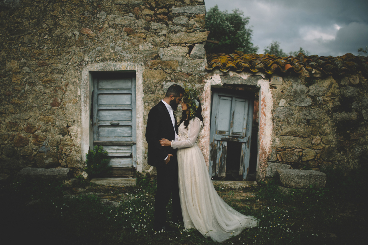 rural wedding in Sardinia