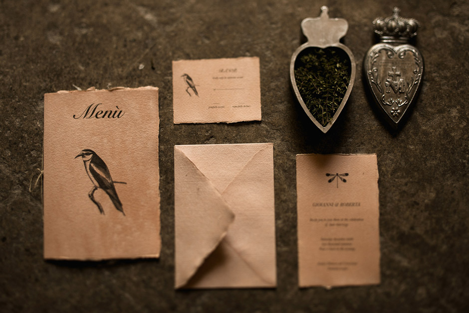 stunning wedding invitation