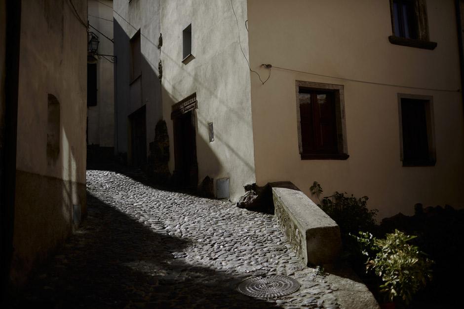 Santu Lussurgiu, Italian small village