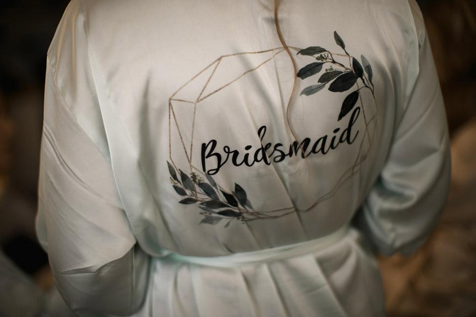 Hotel Ollastu - bridesmaid