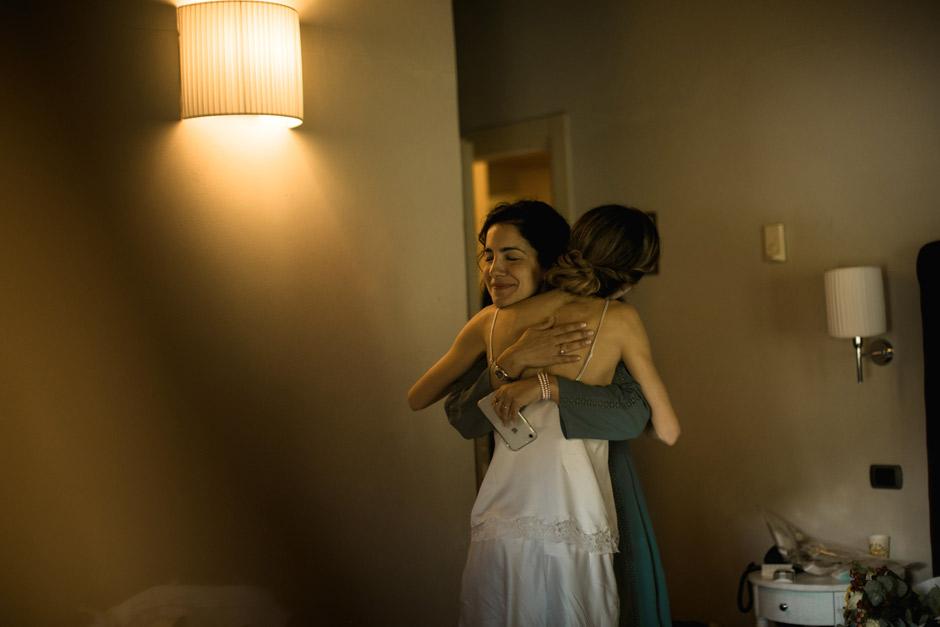 cinematic and documentary wedding photographer in Sardinia