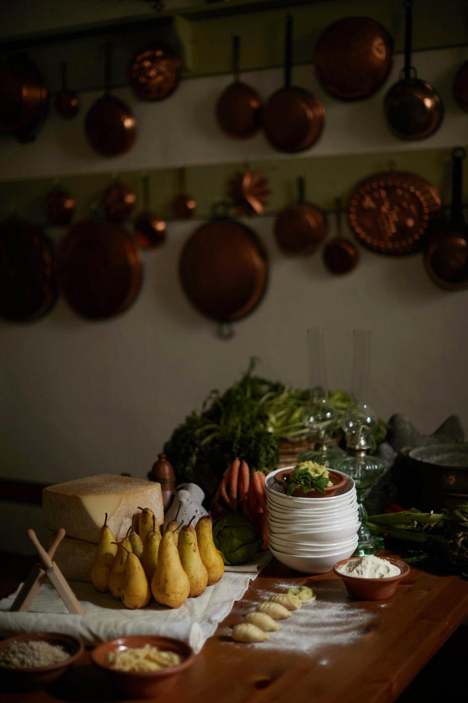 sardinia homemade food