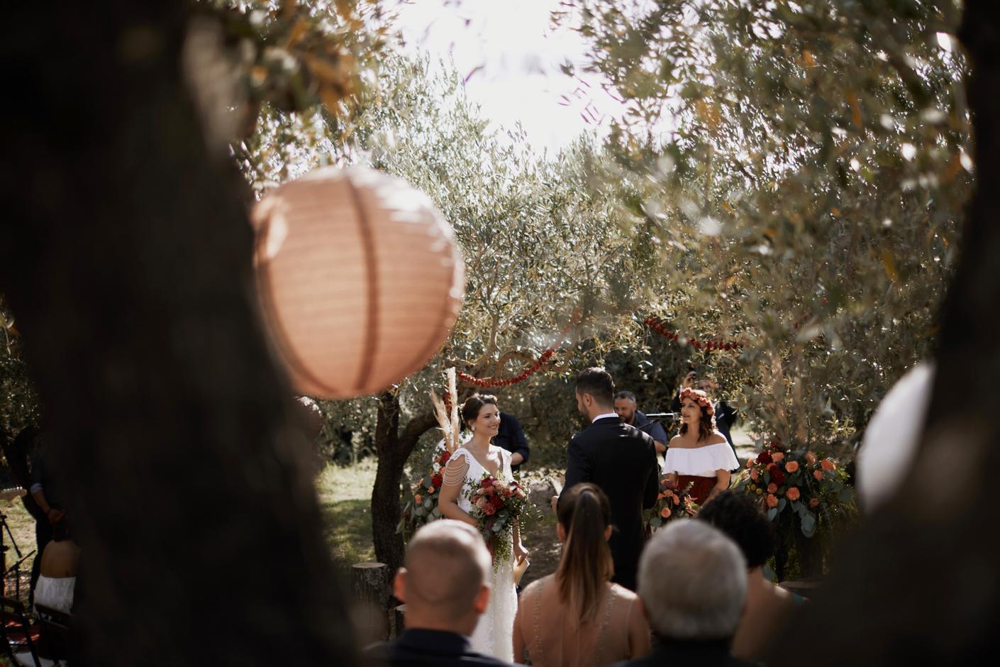 matrimonio all'aperto Cagliari