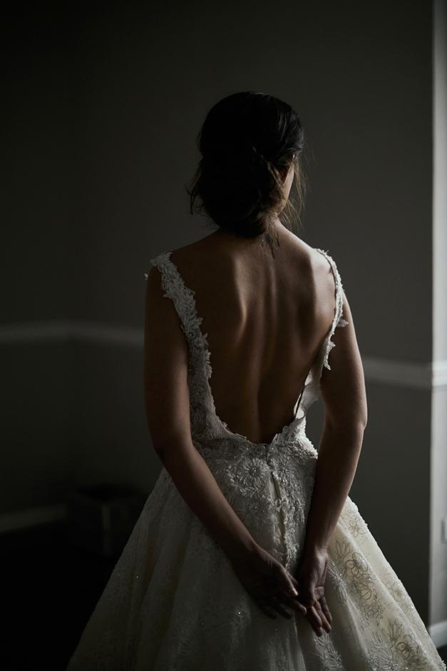 Abito da sposa in Sardegna