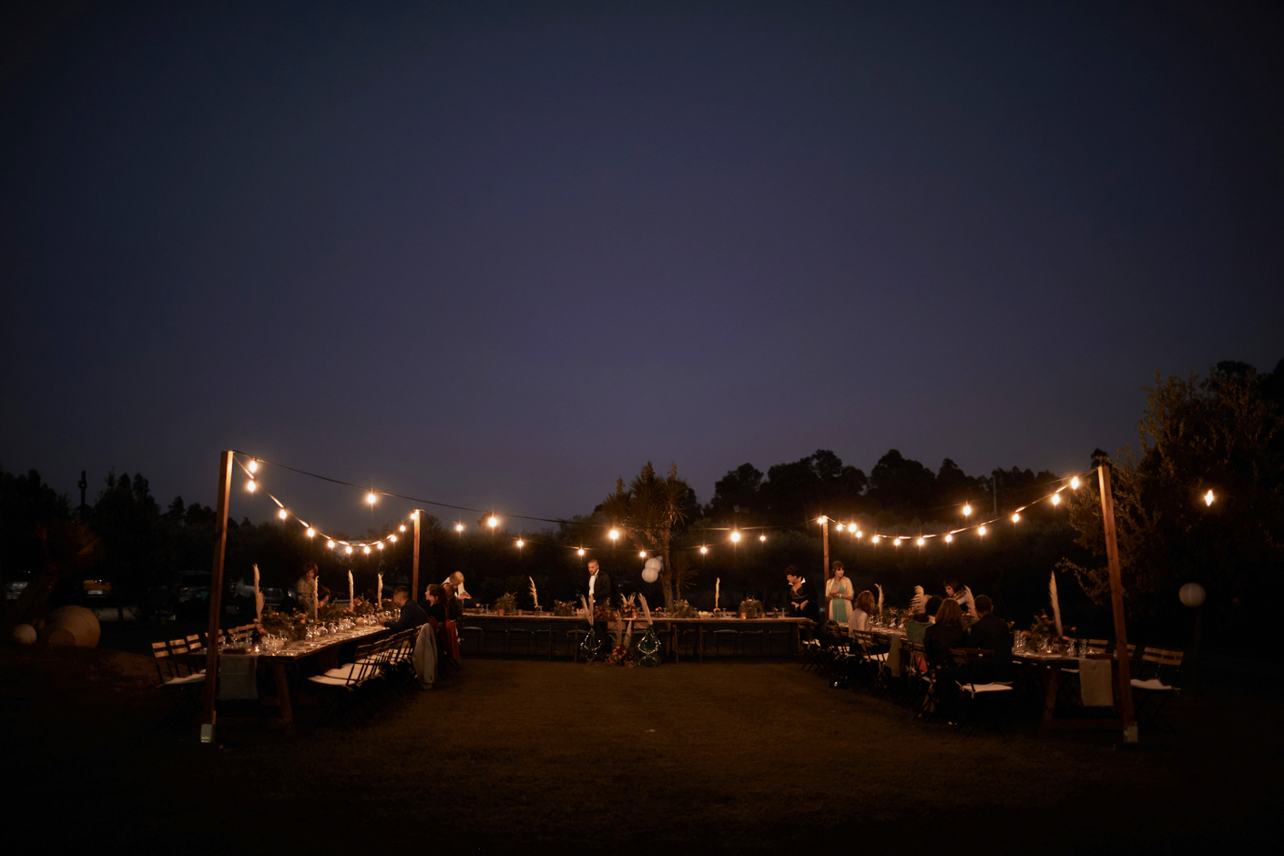 sardinia wedding dinner