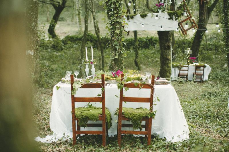 Country Wedding Monte Ortobene