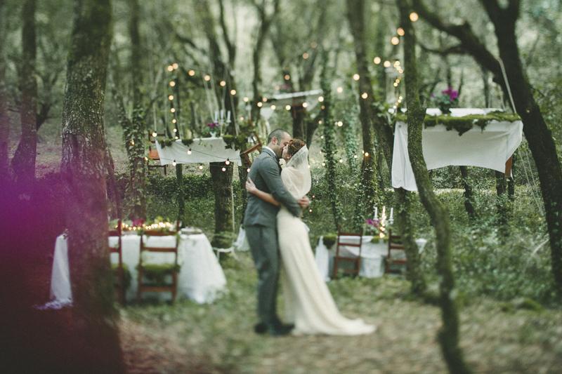 amazing Country Wedding inside Monte Ortobene Nuoro