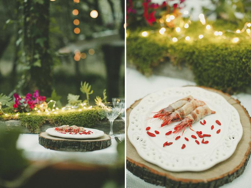 catering wedding dinner sardinia
