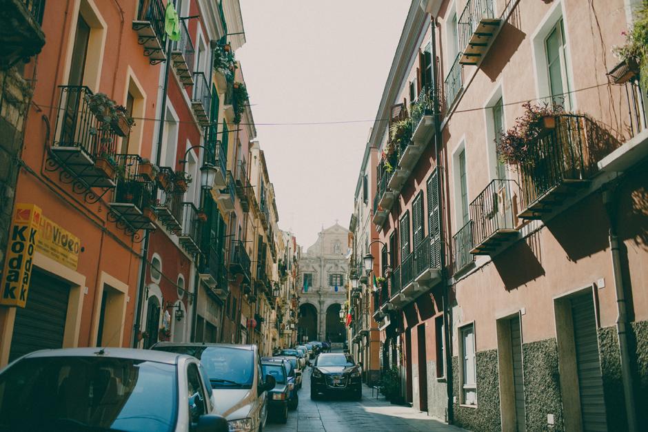 Stampace Cagliari Sardinia