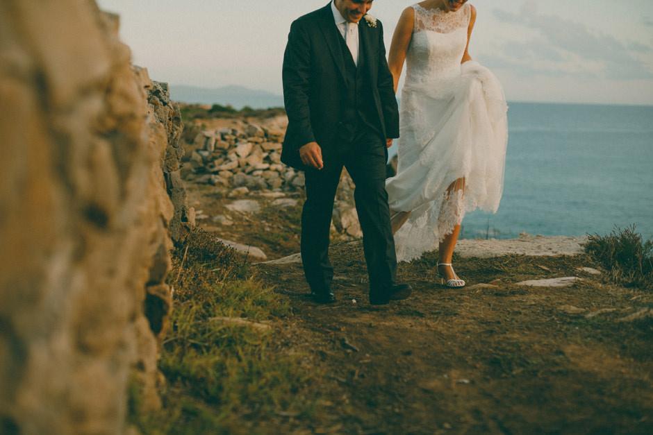 exclusive wedding in Sardinia