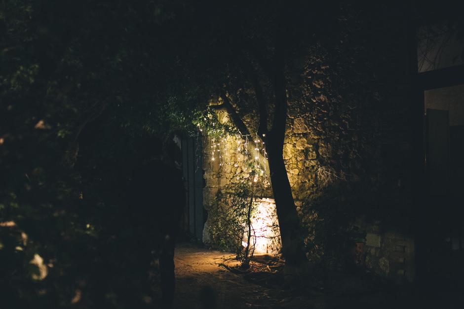 Convento di San Giuseppe at night