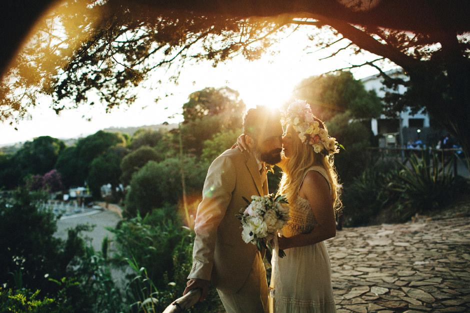 Sardinia Boho chic Wedding Style