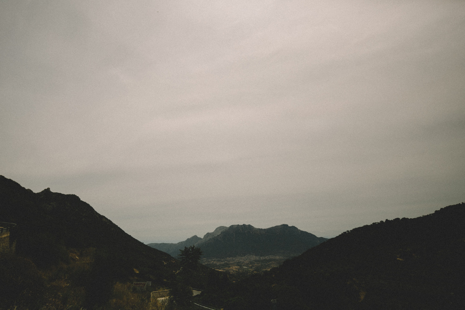 Monte Corrasi Sardinia