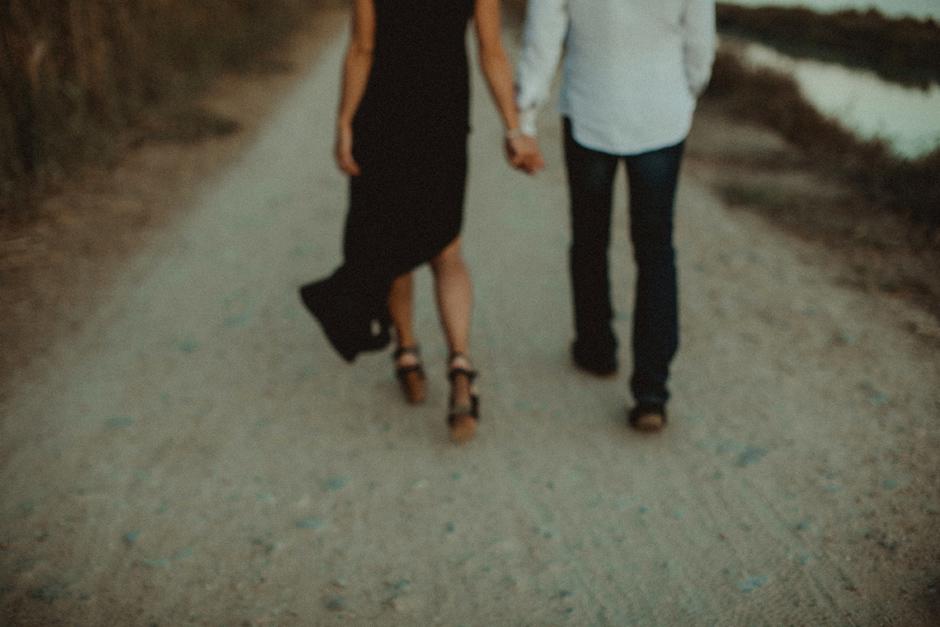 momenti di reportage durante il servizio di fidanzamento di Caterina ed Enrico