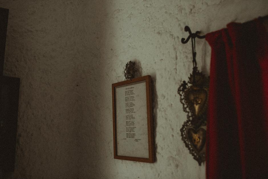 l'interno della chiesa di Santa Rita Porto Rafael Costa Smeralda