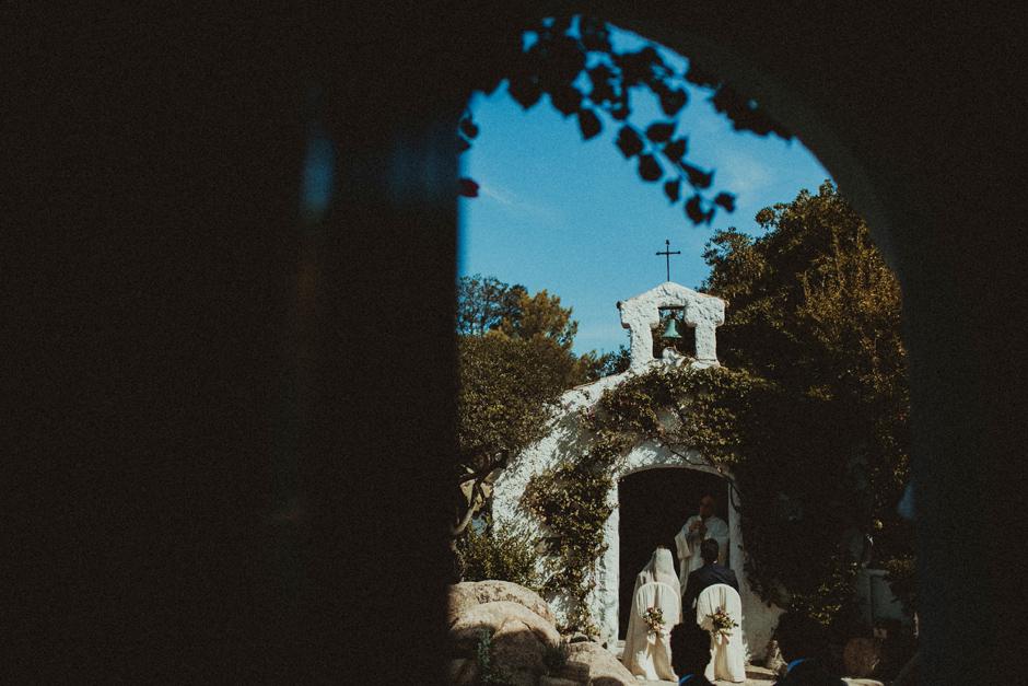 la chiesetta di Santa Rita a Porto Rafael Costa Smeralda