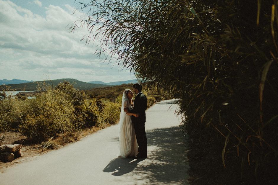 Caterina e Enrico presso Villa D'Erica