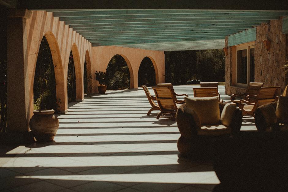 Villa D'Erica resort  costa smeralda
