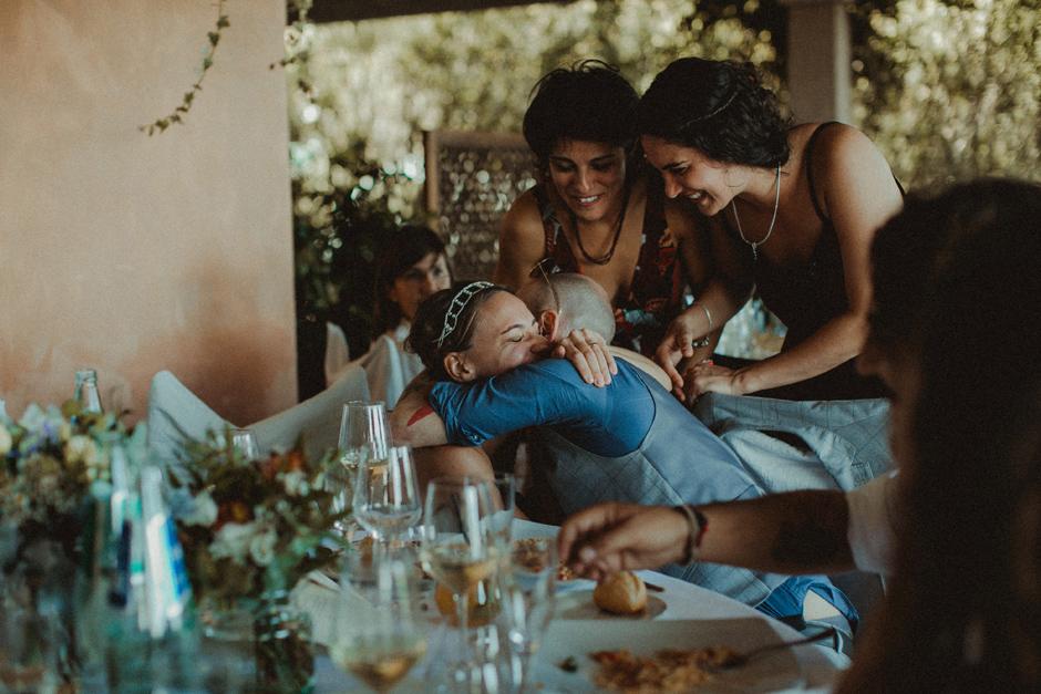 reportage di matrimonio durante il matrimonio di caterina ed enrico