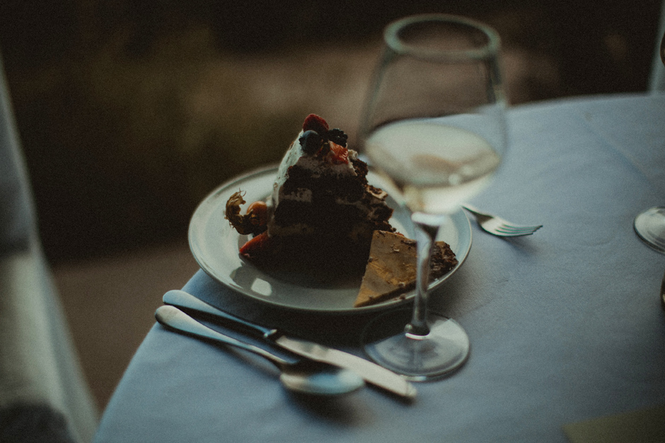 la bellissima torta