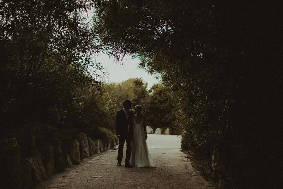 Enrico e Caterina presso Villa D'Erica