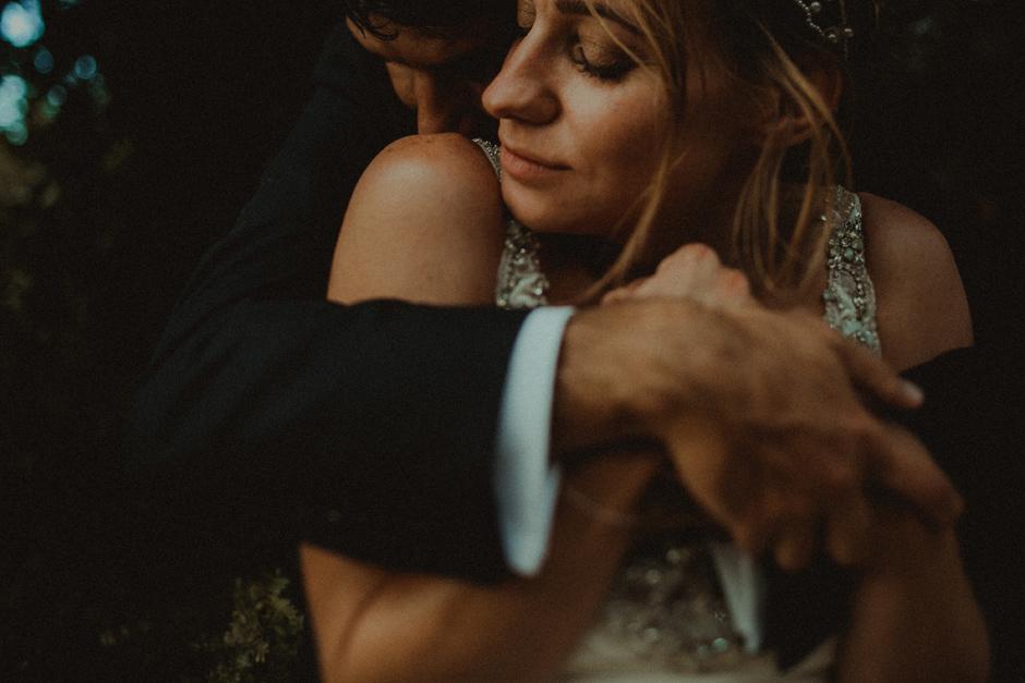i bellissimi Caterina ed Enrico in un momento di intimità