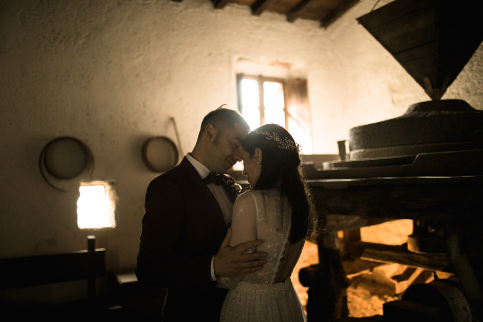warm and romantic venue in Sardinia