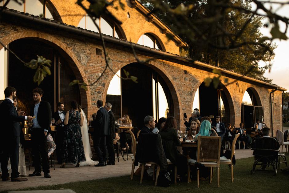 La fornace wedding