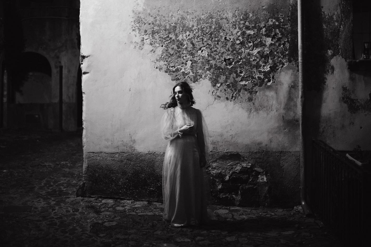 fotografo matrimonio bianco e nero sardegna