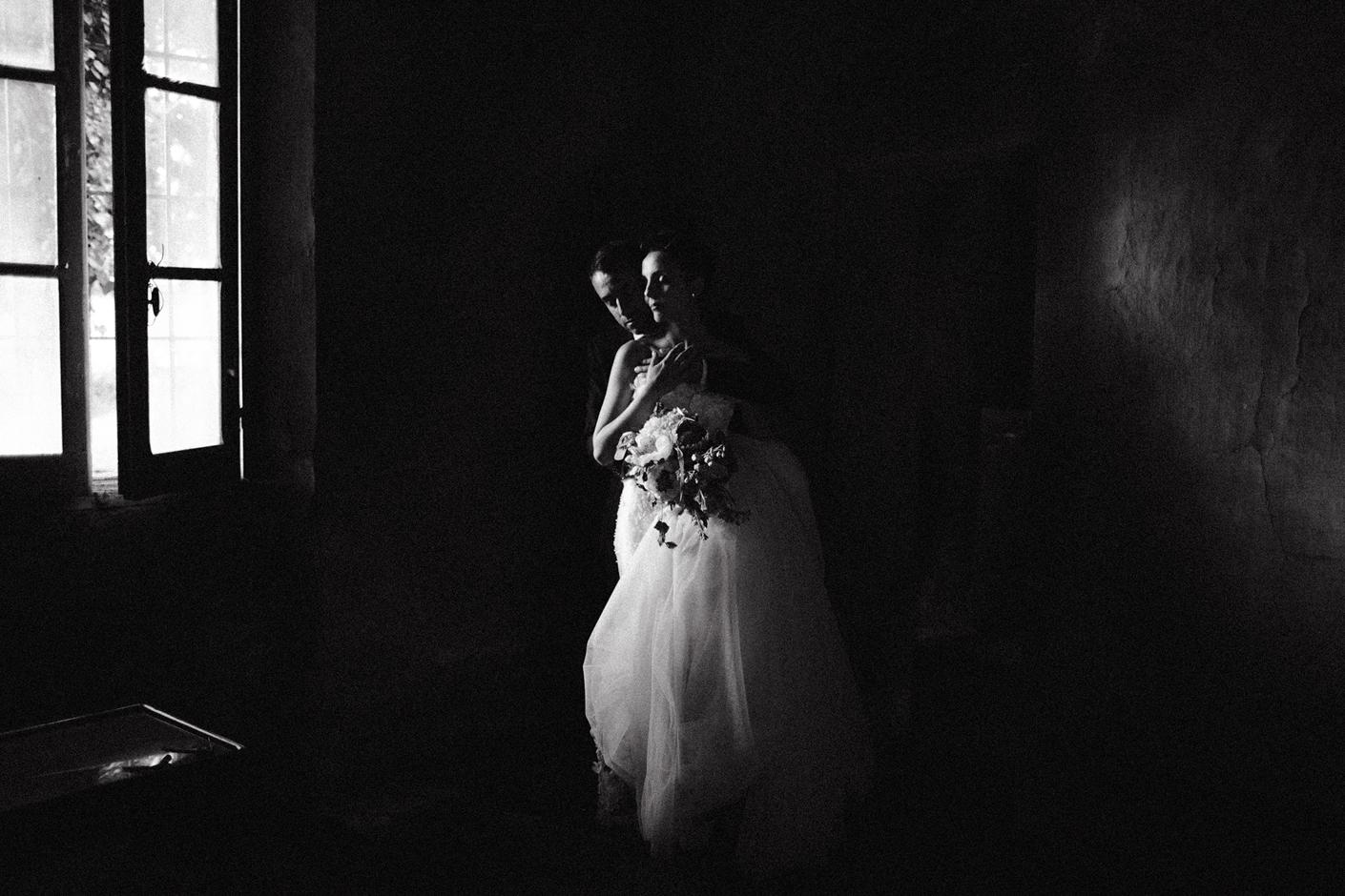 bianco e nero foto matrimonio Nuoro