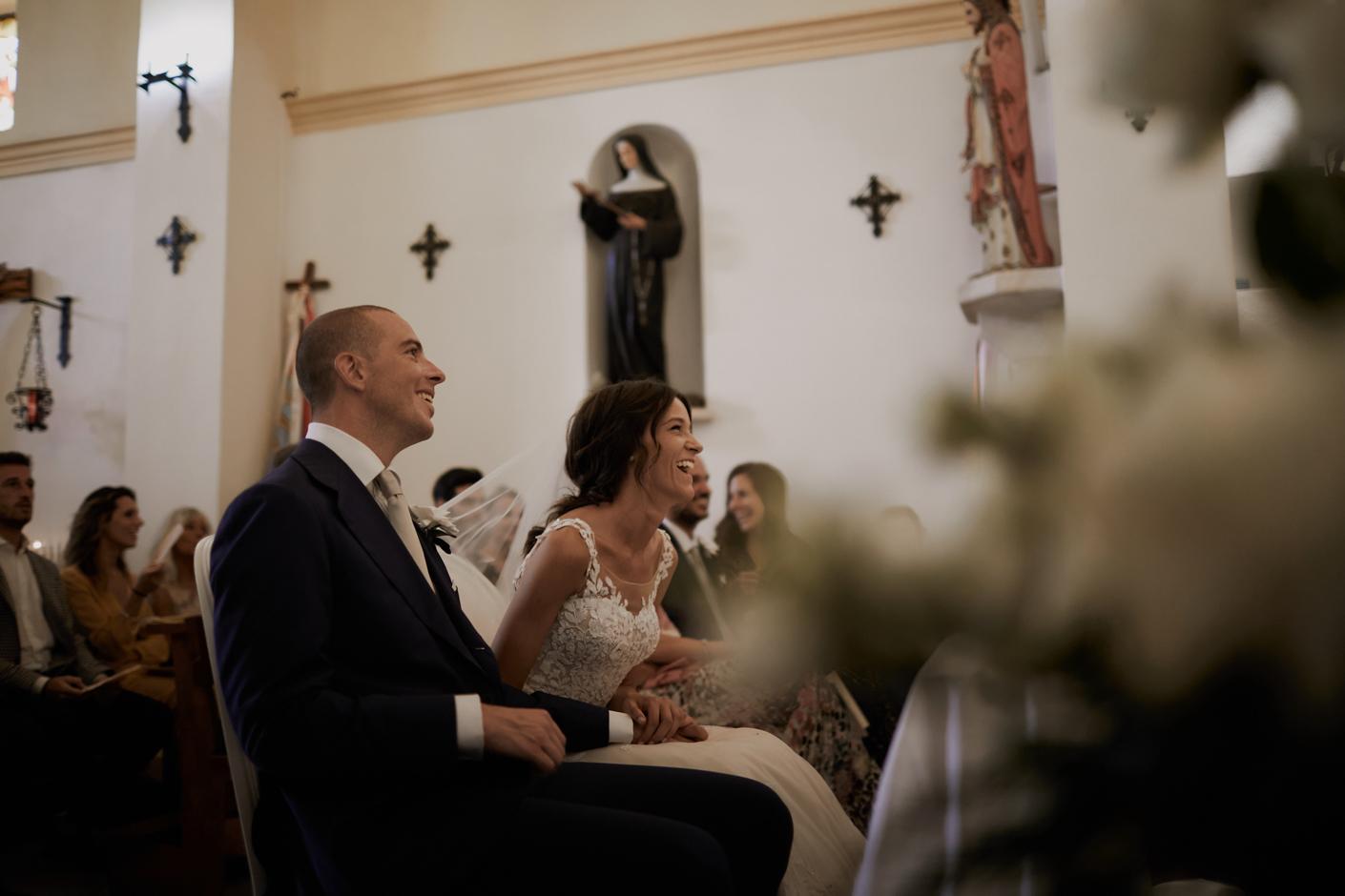 reportage durante la cerimonia religiosa a San Pantaleo