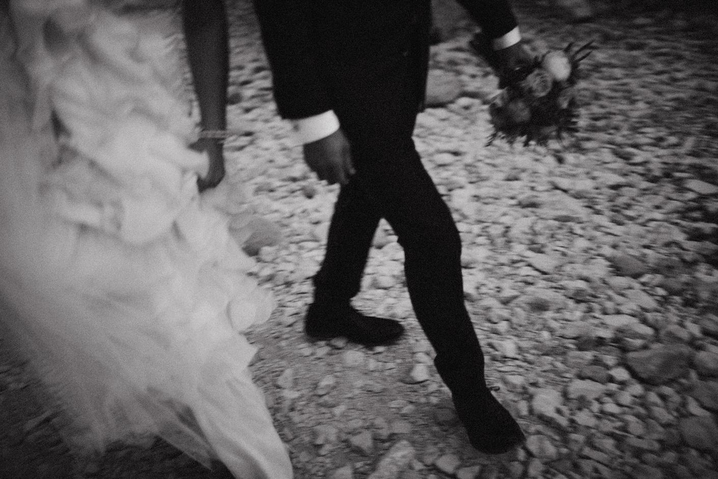 foot matrimonio cala fuili sardegna