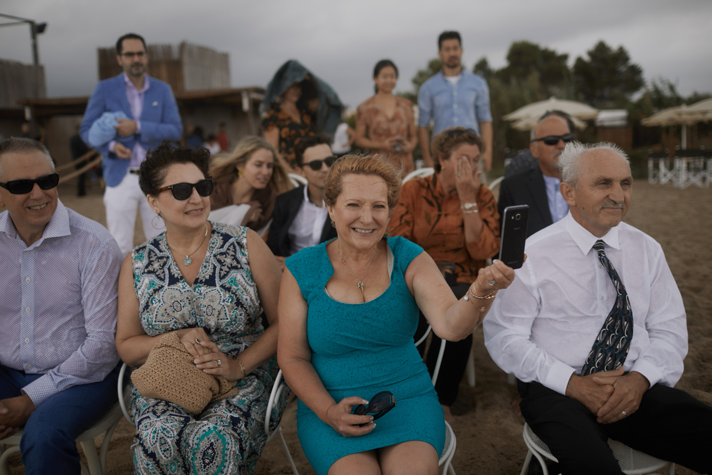 cerimonia in Spiaggia Orosei