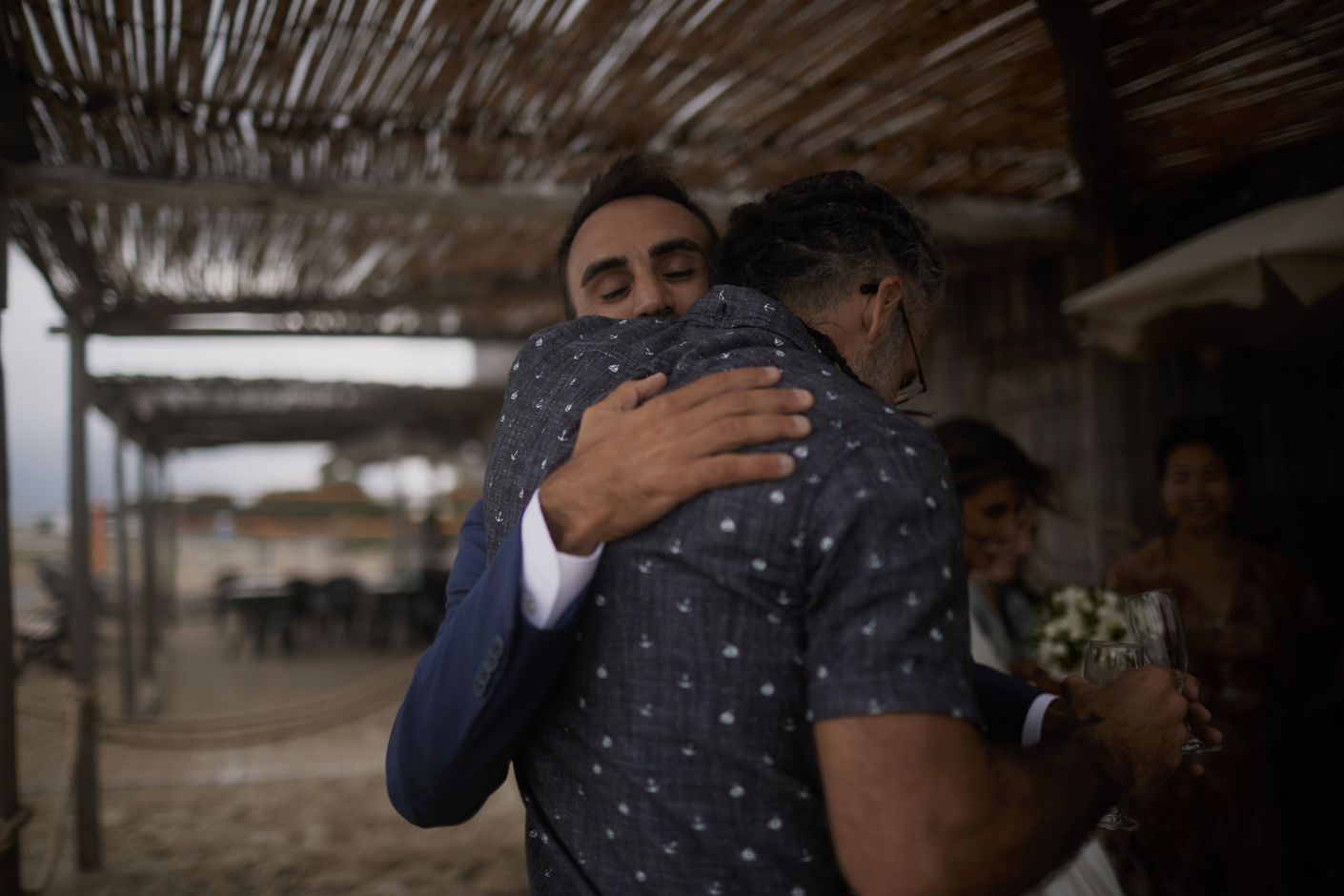 Reportage wedding photographer Sardinia