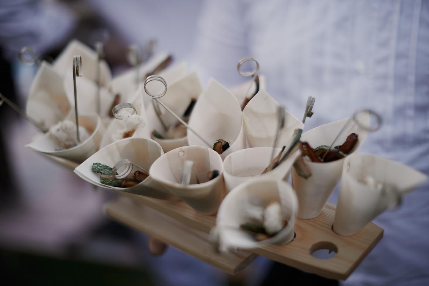 catering presso la villa privata San Pantaleo